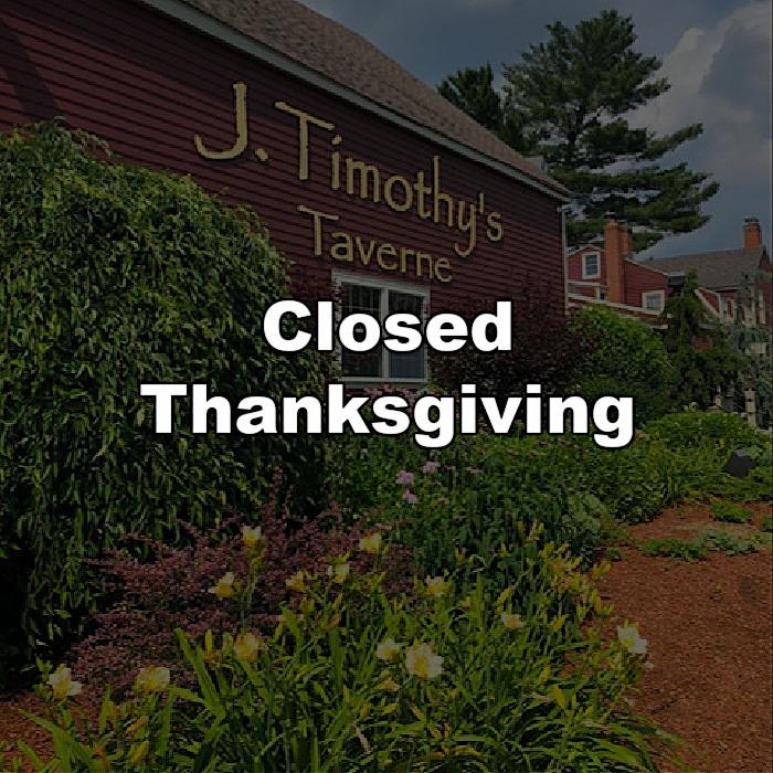 Closed Thanksgiving